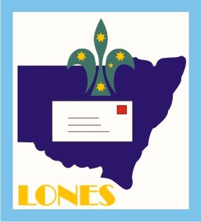 Lones District Badge 2009